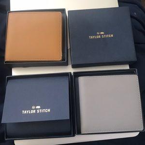 Other - Taylor Stitch 'Minimalist' Billfold NEW